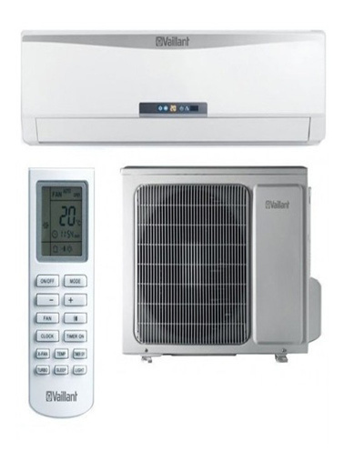Vaillant VAI6-065WN Inverter Split Klima 22.013 Btu Renkli